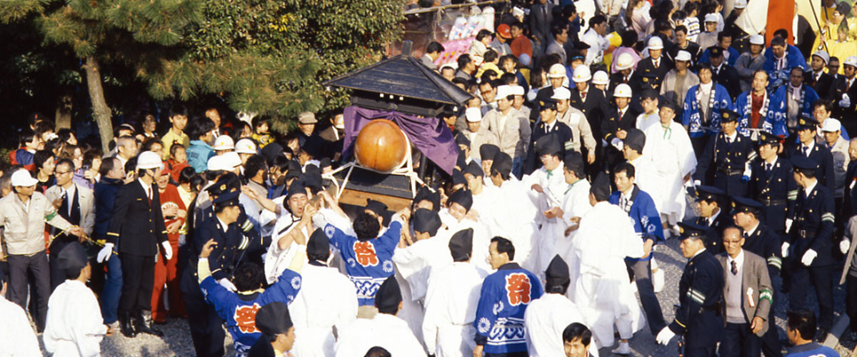 Unusual Festivals of Aichi