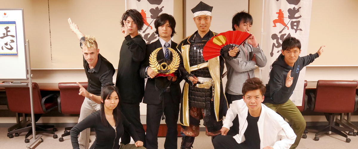 Hattori Hanzo Ninja Team 2016 New Members