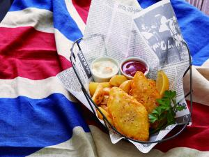 HUB Fish and Chips
