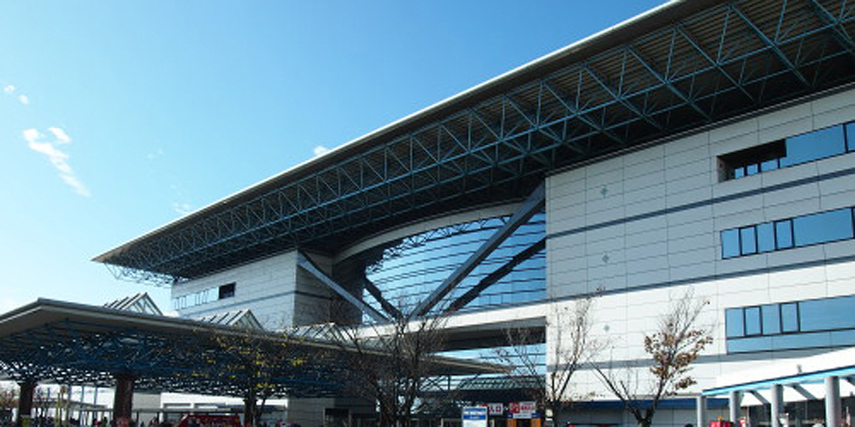 Nagoya International Exhibition Hall (Portmesse Nagoya)