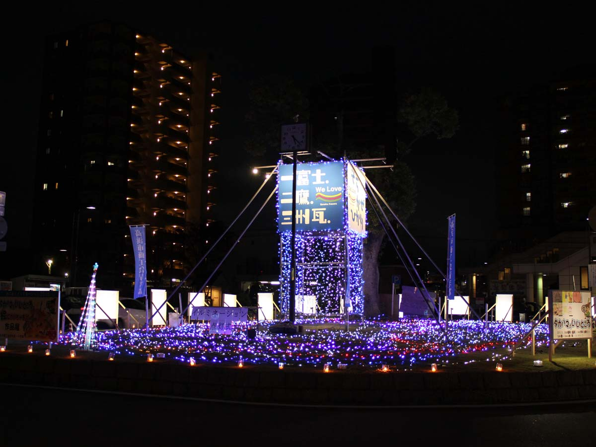 Waku-Waku Exciting Illumination
