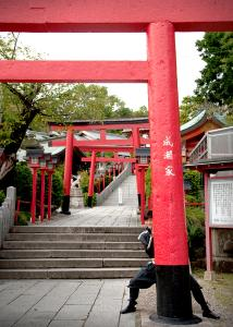 Sanko Inari Shrine