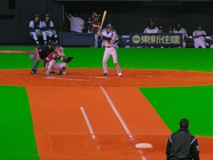 Chunichi Dragons Game at Nagoya Dome (Nagoya's Professional Baseball Team)