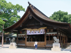 Owari Okunitama Shrine (Konomiya)