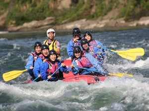 YHA Whitewater Rafting & Kisogawa River Adventures