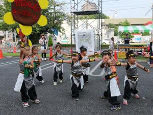 My Town Oiden Dance Festival