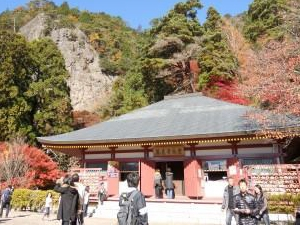 Mt. Horaiji and Horai-ji Temple