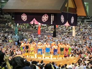 Nagoya Grand Sumo Tournament (Ozumo Nagoya Basho)