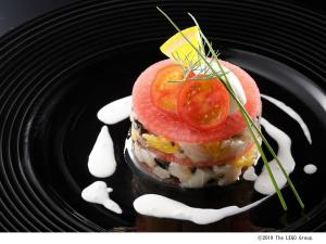 Winter Yellowtail Tartar
