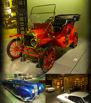 Rev It Up at the Toyota Automobile Museum!