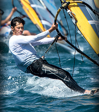Can't miss the Sailing World Cup - the preliminary skirmish to the Tokyo Olympics 2020!